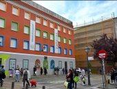 """""""مطبخ"""" كنيسة فى مدريد يقدم حلا مؤقتا لمئات العمال متضررى كورونا"""