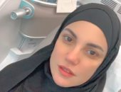قمر رمضان.. درة تهنئ جمهورها لحلول الشهر الكريم بصورة بالحجاب
