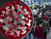 تسجيل 2023 إصابة جديدة بفيروس كورونا في إيران