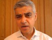 عمدة لندن: واحد من كل 20 شخص مصاب بفيروس كورونا فى عاصمة المملكة المتحدة