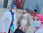 ارتفاع عدد حالات الشفاء من كورونا بمستشفى العجمى بالإسكندرية لـ77 حالة