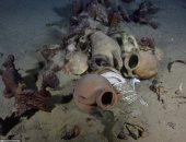 صور.. العثور على حطام 12 سفينة تعود للقرن الـ17 فى البحر المتوسط.. اعرف التفاصيل