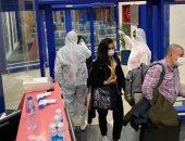 وصول رحلة طيران تقل 71 عالقا بالخارج لمطار مرسى علم قادمة من بلجراد