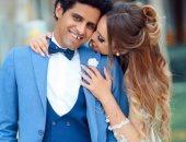 حمدي الميرغني يحتفل بعيد زواجه: أول يوم فى رمضان تاريخ كتب كتابي علي حبيبتي