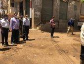 توزيع 4 أطنان لحوم على القرى المتضررة من تداعيات كورونا بالمنوفية