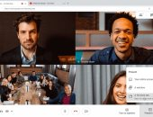 تطبيق Google Meet يوفر ميزة مشاركة الفيديو بجودة عالمية ودعم عرض 16 مشتركا