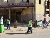 محافظ أسوان يشدد على رفع الطوارئ بالمواقع الخدمية خلال رمضان