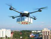 استخدام الطائرات بدون طيار فى نقل اختبارات كورونا للحد من انتشار العدوى