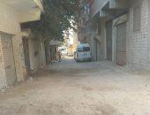 شكوى من عدم رصف شارعى الحبيب مصطفى وأبو يوسف فى العجمى بالإسكندرية