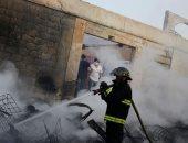 النيابة تأمر بحفظ التحقيق في حريق غرفة كهرباء بالمرج لعدم وجود شبه جنائية