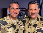 """ماجد المصرى: شرف لى المشاركة فى """"الاختيار"""".. وكل الشكر لحماة الوطن"""