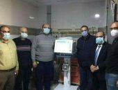 تبرع نقابة صيادلة كفر الشيخ بجهاز تنفس صناعي ومبادرات لتقديم الدواء مجانا