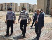 مساعد نائب وزير الإسكان: الانتهاء من تنفيذ 3500 بمدينة العاشر من رمضان