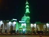 صور.. أنوار وزينة واختفاء المارة في ثالث أيام رمضان بالقاهرة الكبرى