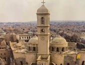 اليونيسكو تبدأ مشروع إعادة ترميم كنيسة الساعة في الموصل