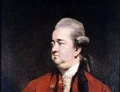 إدوارد جيبون مؤرخ إنجليزى رأى التاريخ مجرد تسجيل للجرائم البشرية