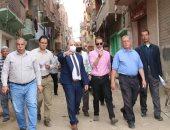 رصد 4 ملايين جنيه لرصف ورفع كفاءة شوارع المنوفية