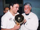 عمرو زكي يستعيد ذكريات أول أهدافه مع الفراعنة أمام ليبيا
