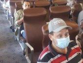 ميناء سفاجا يستقبل عبارة تقل 151 راكبًا مصريًا من العالقين بالسعودية.. صور