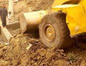 صور.. محافظ الفيوم: إزالة 444 حالة تعدٍ على الأراضى الزراعية وأملاك الدولة