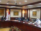 جهاز تنمية المشروعات يدرس مشاكل صناعة صيد الأسماك في مصر لوضع حلول عاجلة