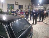 أطباء مستشفى العجمى بالإسكندرية يصلون الجنازة على متوفية بكورونا 78 عاما