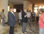 محافظة القاهرة: سوق المطرية الجديد بمرحلة التشطيب وتخصيص محال لباعة السوق القديم