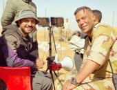 محمد إمام عن بيتر ميمى: من أهم المخرجين وشكله واخد السينما والدراما لحتة تانية