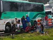 تكدس مئات المهاجرين بين كولومبيا وفنزويلا بعد إغلاق الحدود بسبب كورونا