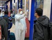 وصول رحلة طيران لمصريين عالقين بالخارج قادمة من فرنسا تقل 142 راكبًا
