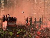 جماهير ليفربول تثير مخاوف الحكومة الإنجليزية قبل عودة البريميرليج