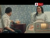 """شاهد..حلا شيحة بالمستشفي بعد إنقلاب سيارتها فى الحلقة الخامسة من""""خيانة عهد"""""""