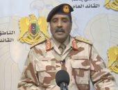 الجيش الليبي: تركيا تبحث عن رد معنوى أو تقدم ينسيها ضربة قاعدة الوطية