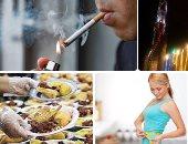 """""""رمضان بيقولك: الفرص اكتساب.. تمر مر السحاب"""".. 30 يوما تمنحك إمكانية الإقلاع عن التدخين.. والأطباء يؤكدون: الصوم يحفز خلايا المناعة ويقلل الوزن.. وتأخير السحور مع تناول البروتين والزبادى يساعد على الشبع نهارا"""