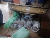 """""""صفقة النعش"""".. شرطة جنوب أفريقيا تضبط 80 كيلو من مخدر القنب داخل تابوت"""