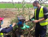 شركة مياه أسيوط تكشف تفاصيل إحلال وتجديد محابس المياه بالمحافظة