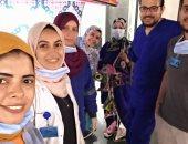 الجيش الأبيض فى رمضان مع كورونا.. أطباء وممرضون مستمرون لليوم الـ52 بالمستشفيات