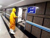 وضع خطة وقائية لمنع انتشار العدوى داخل مستشفى النجيلة
