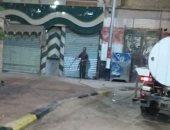 رفع 30 طن مخلفات وتواصل أعمال تطهير شوارع البلينا فى سوهاج