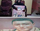 """الرسالة الأخيرة لخالد مغربى """"دبابة"""": """"بلا دموع بقيت أيام بسيطة من عمرى """""""