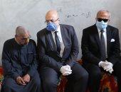 محافظ بنى سويف: شهيد المحافظة سيظل بطلا من أبطال مصر الخالدين
