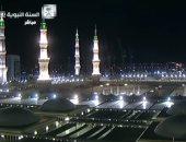 بث مباشر لشعائر صلاة الجمعة من المسجد النبوي