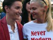 هن من أوروبا.. الحلقة 8.. رئيسة وزراء صربيا مثلية الجنس.. تسعى لعضوية الاتحاد الأوروبى مع الاحتفاظ بالعلاقات الروسية.. ركزت على تطوير الرقمنة والإصلاحات الاقتصادية فى بلادها.. ولا تستطيع تسجيل ابنها باسمها