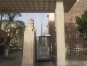 مركز الابتكار بجامعة عين شمس ينتهى من تصميم وتنفيذ بوابات للتعقيم