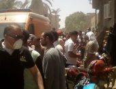 إصابة جدة شهيد سيناء في مطاى بالمنيا بغيبوبة سكر بعد سماعها خبر الاستشهاد