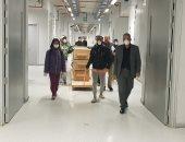 المتحف المصرى الكبير يستقبل 42 قطعة خشبية من مركب خوفو الثانية
