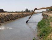 إدارة الموارد المائية بأسوان: مشروع الرئيس لتأهيل وتبطين الترع سيحل مشاكل الرى