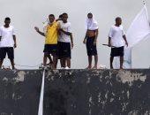 سجناء يحتجزون حراسا فى سجن برازيلى بسبب ظروف المعيشة السيئة وسط كورونا