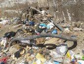 القمامة.. والصرف الصحى..أبرز أزمات منطقة المرور فى الهانوفيل بالإسكندرية