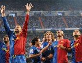 زي النهارده.. برشلونة يُهين ريال مدريد 6-2 فى الليجا بالبرنابيو